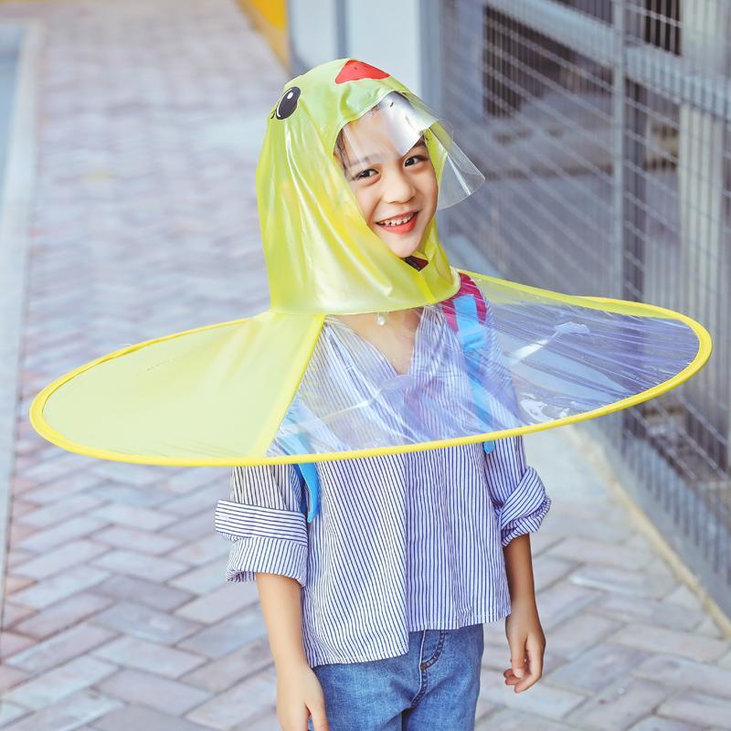 tiendas populares lo último mejor coleccion Compre UFO Impermeable Niños Amarillo Pato Impermeable Niños Y Niñas Jardín  De Infantes Bebé Cabo Poncho A $21.11 Del Pigpigshop | DHgate.Com