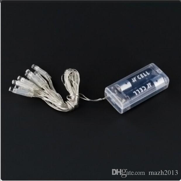SXI 2m con 20 luces 2AA luces de hadas de cuerdas con batería para el próximo año de festival de la temporada de Navidad que se acerca año nuevo