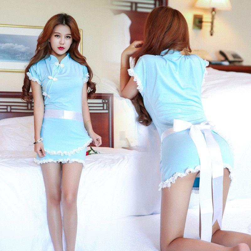 جنسي الملابس الداخلية النسائية زي موحد مثير اليابان وكوريا الجنوبية بحار الزي تأثيري لعب الأدوار