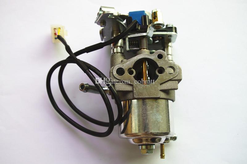 Vergaser mit 24BYJ48-Schrittmotor 12V Gleichstrom für Yamaha MZ80 148F 144F Wechselrichter-Generator 79CC 84CC Vergaser 4-Takt-Aggregat