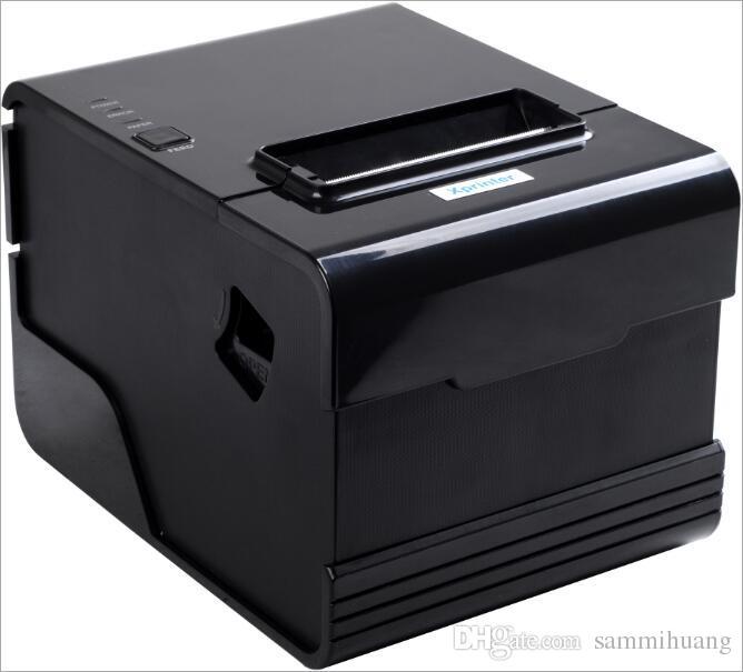 تعزيز جودة 80mm وسطح المكتب استلام الحرارية طابعة واجهة USB الشبكة المحلية التسلسلية للsotre لمطعم آخر سوبر ماركت