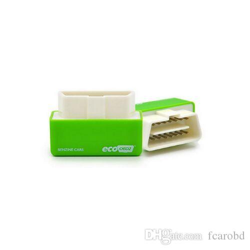 Fcarobd EcoOBD2 Benzina Car Chip Box Ottimizzazione Plug & Drive Eco OBD2 Chip Box Ottimizzazione inferiore ed emissioni inferiori EcoOBD2 Drive Nitro ECU