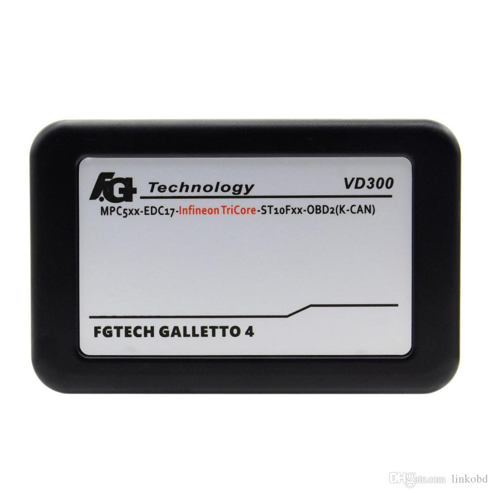 FgTech V54 VD300 FG TECHE V54 ECU 성 노출증 Fletch Galletto 4 마스터 VD 300 OBD BDM 기능 지원