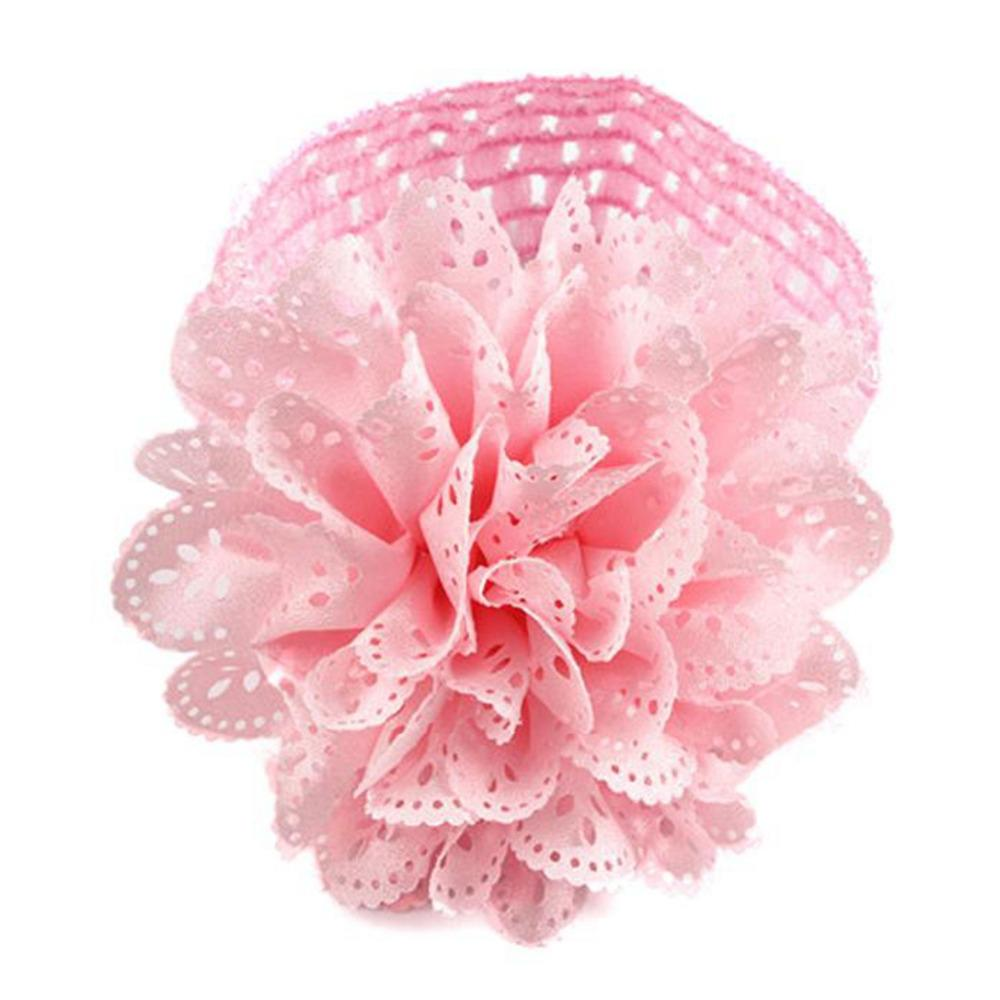 New arrival Kids Girls Lace Flower Hairband Headband Dress Up Head band hollow unique style top sale hair accessories #48