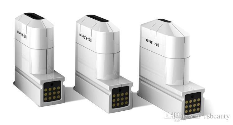 8000 снимков HIFU fu4-5-2s патроны для лица тела HIFU преобразователь головы сфокусированный ультразвук подтяжка лица оборудование для похудения