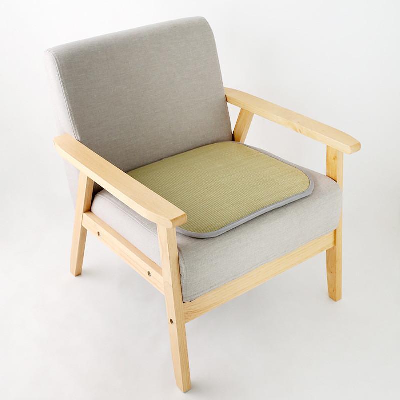 Almofada Do Assento do verão Mat Estudante Não-slip Respirável Home Office Decor Travesseiro Nádegas Esponja Almofada Cadeira de espuma de Memória de Jantar