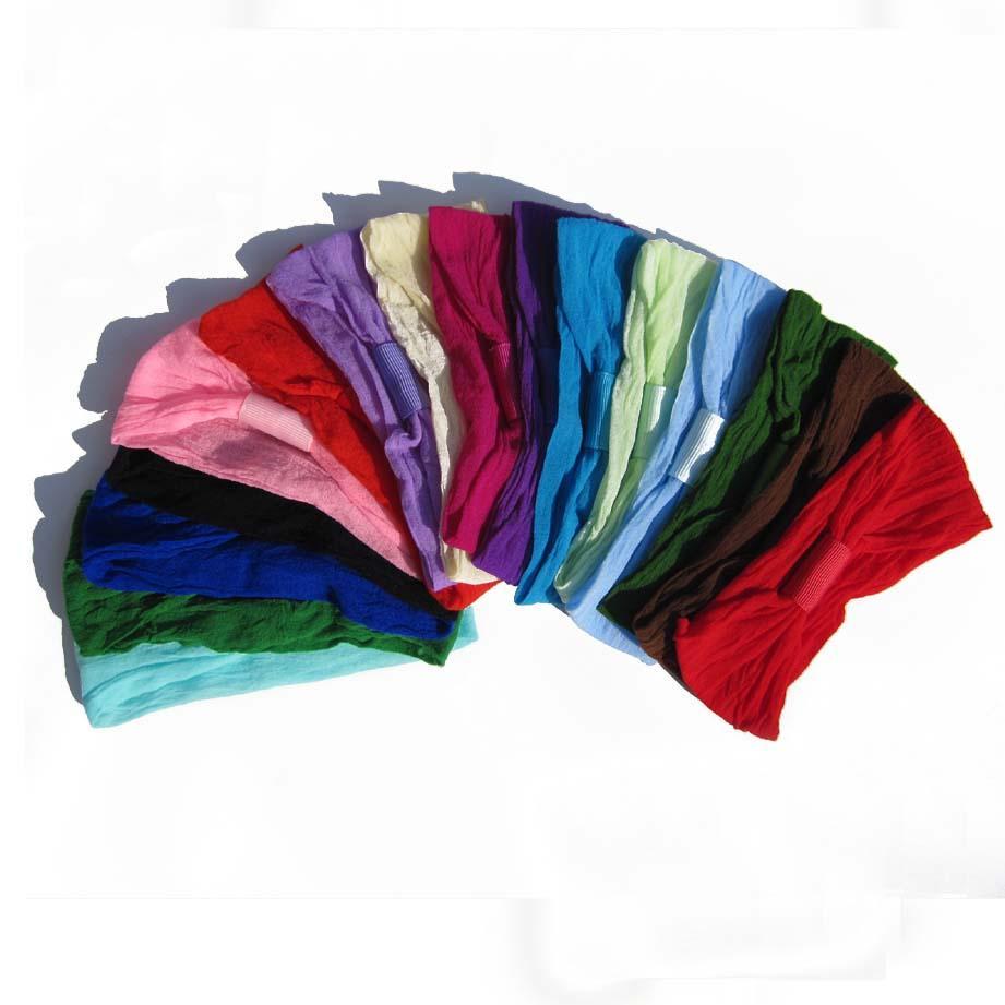 Geen verzendkosten!! 36pcs / lot 2.5 '' Baby panty nylon hoofdband baby hoofdbanden kan order