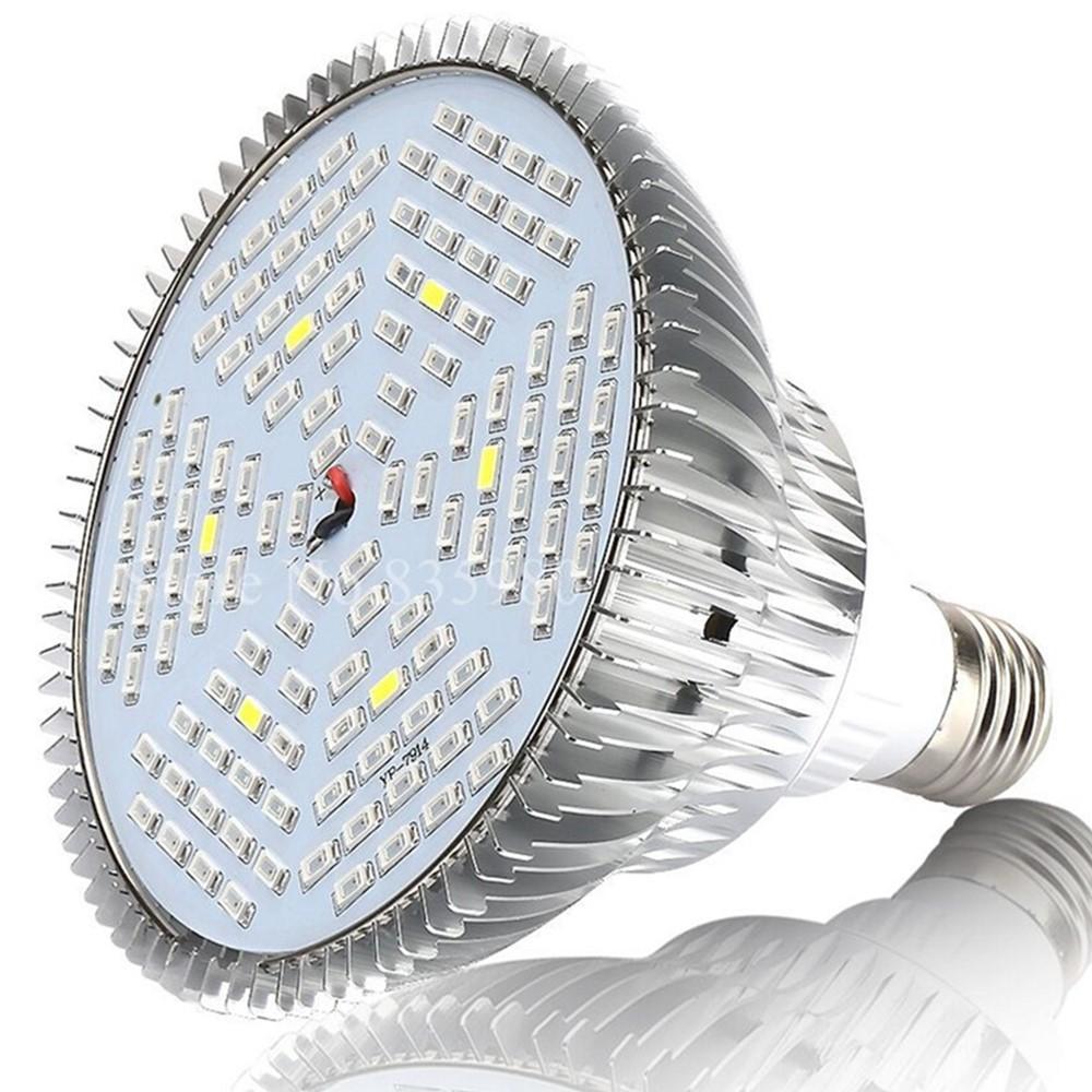E27 30 W DEL Grow Light Full Spectrum Lampe Ampoules Pour Légumes plantes Hydroponique Bloom