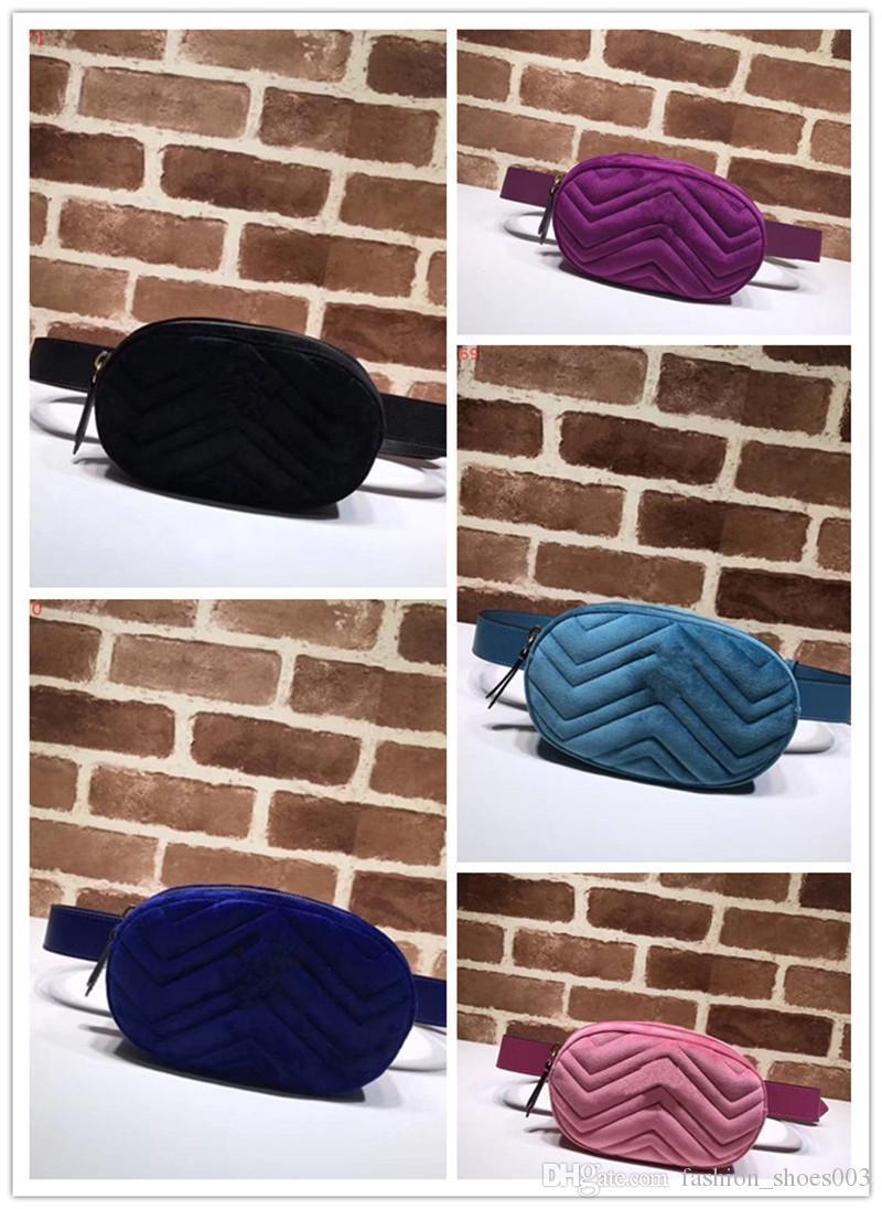 2018 новые роскошные сумки женщины сумки дизайнер талии сумка фанни пакеты Леди пояса сумки женщин известный бренд груди сумки