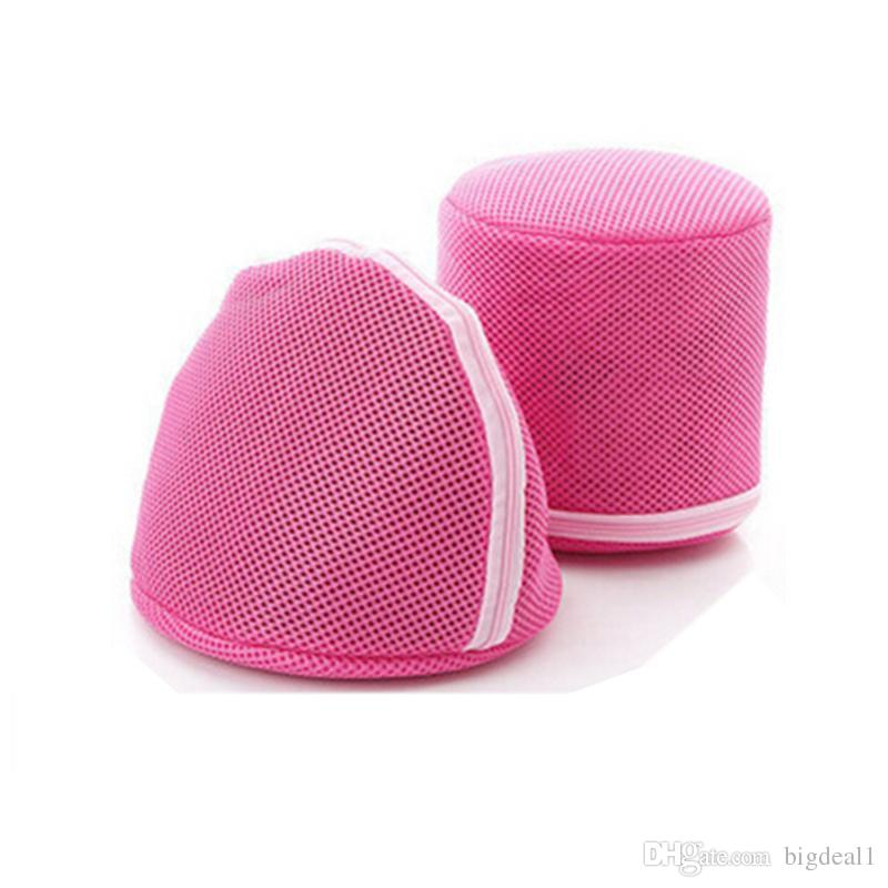 Quality First Women Bra Laundry Bags Lingerie Washing Hosiery Saver Protect Mesh Bag Cube fashion pastoral style