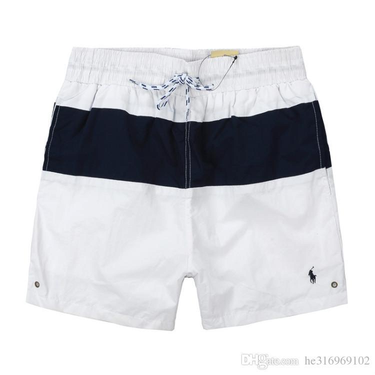 pantaloncini da uomo estate beach Costumi da bagno pantaloncini da uomo in coccodrillo per uomo pantaloncini casual da uomo bermuda da uomo a manica lunga da surf da uomo uomo Swim M-2XL.2018