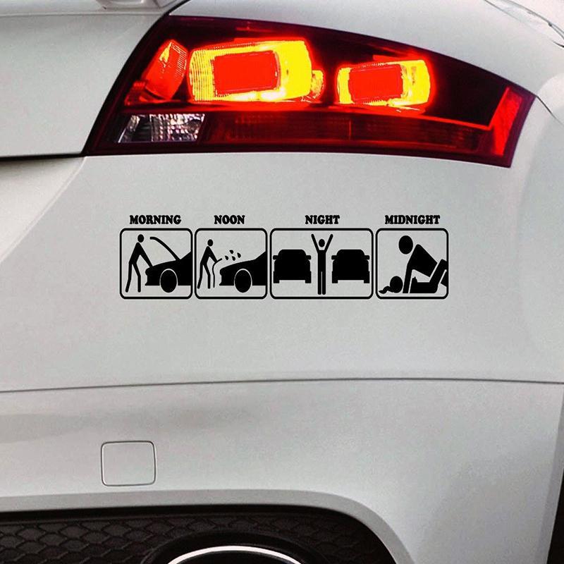 Großhandel 20 51 Cm Jdm Leben Autoaufkleber Lustige Auto Fenster Lack Aufkleber Vinyl Aufkleber Auto Styling Auto Aufkleber Von Xymy767 443 Auf