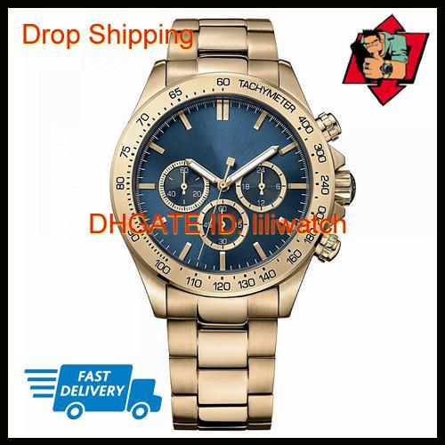 100% первоначально Япония движение груза падения новый Айкон мужские часы HB1512960 HB1512963 HB1512964 HB1512965 HB1513339 HB1513340 HB1513443