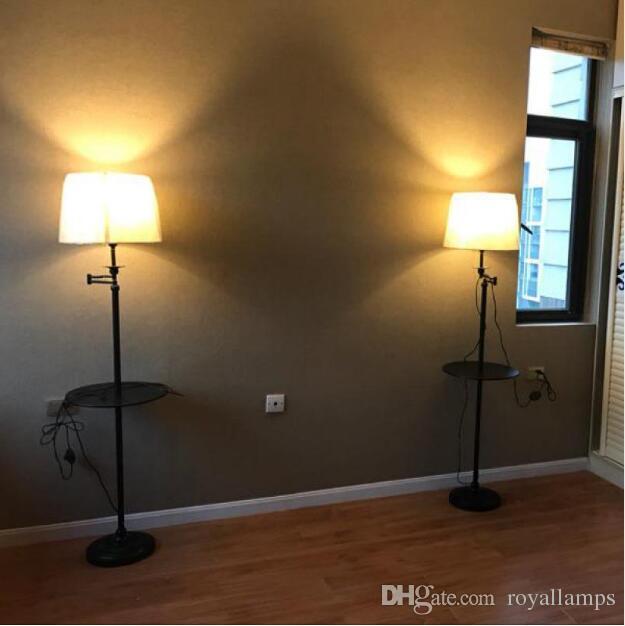 SVITZ Modern E27 lampade da terra in ferro battuto luci da terra LED lampada a risparmio energetico soggiorno camera da letto lampada da terra comodino illuminazione domestica