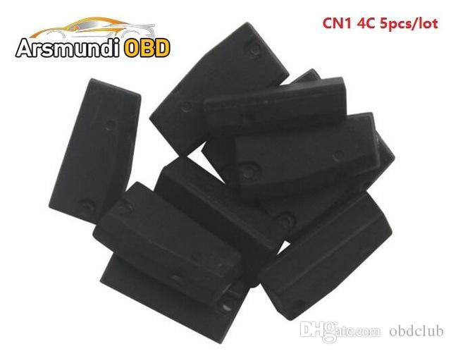 5pcs x CN1 Chip Copy 4C chip Transponder CN1 Chip For ND900 CN900 Auto Key Programmer