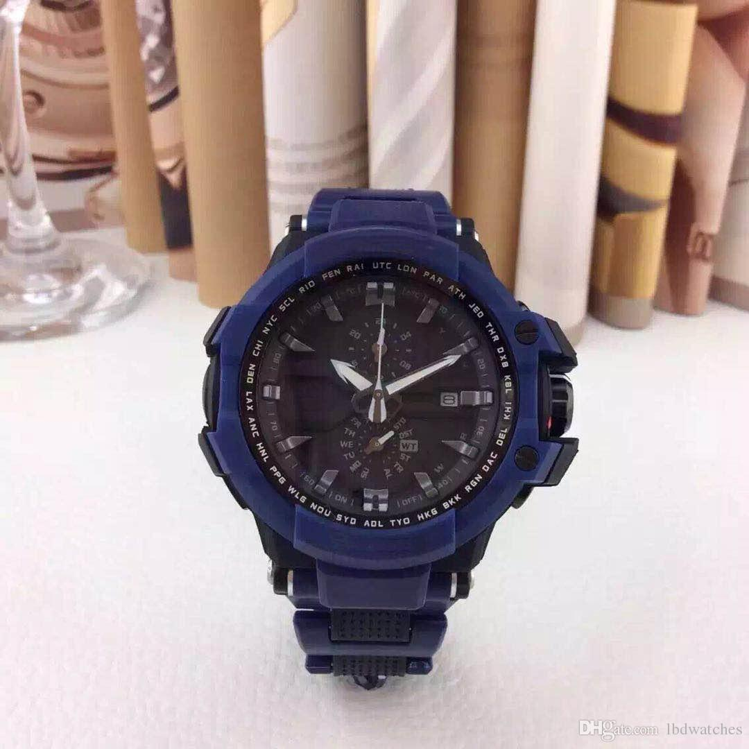 Fashion sports watches men's watches waterproof  leisure men's watches classic personality the new hot sell