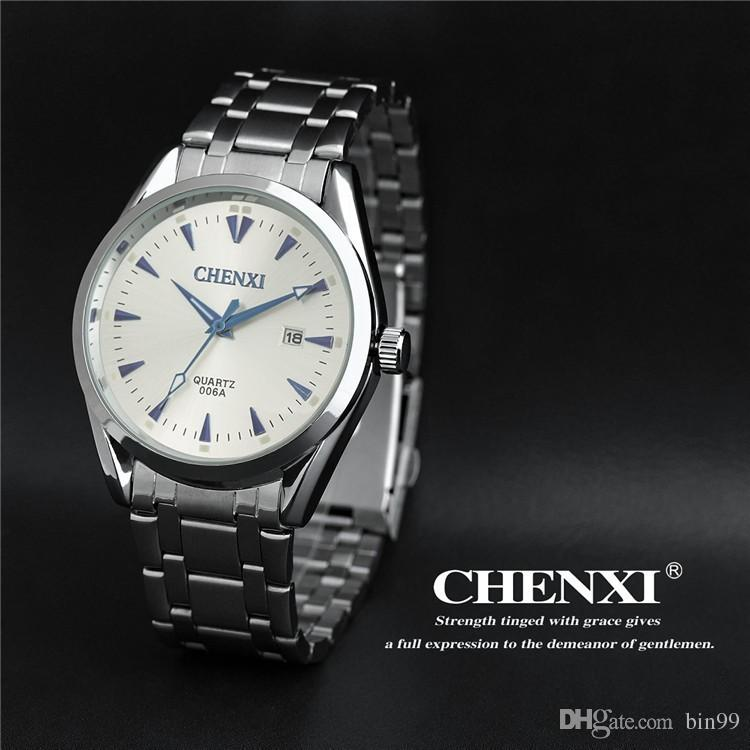 Reloj de hombre de negocios de alta calidad casual deportivo impermeable estudiante pareja regalo mesa al por mayor