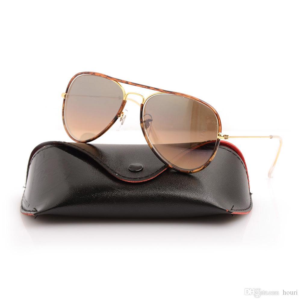 New Classic Mens Sonnenbrille Pilot Womans Sunglasses Unisex-Brille Brand Designer Sunglasses Brand JM Brille mit Original-Etuis und Box