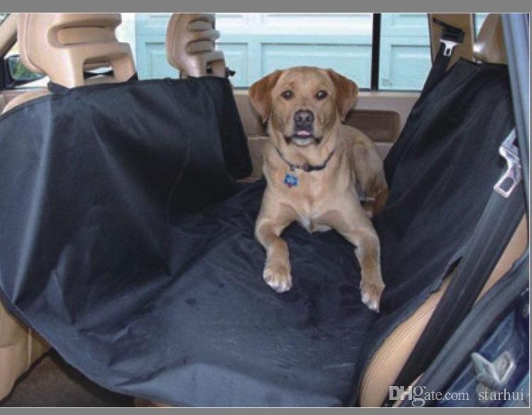 كلب مقعد السيارة يغطي القط ماء وسادة وسادة للسيارات الشاحنات أرجوحة للتحويل مستلزمات الحيوانات الأليفة الاكسسوارات 145 * 130 سنتيمتر WX9-739