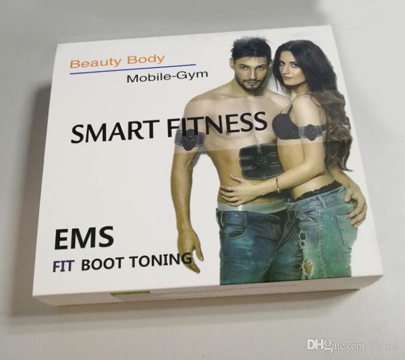 홈 헬스 뷰티 기어 건강 가젯 마사지 교육 자극기 복부 근육 장치 무선 EMS 벨트 체육관의 professinal 바디 슬리밍