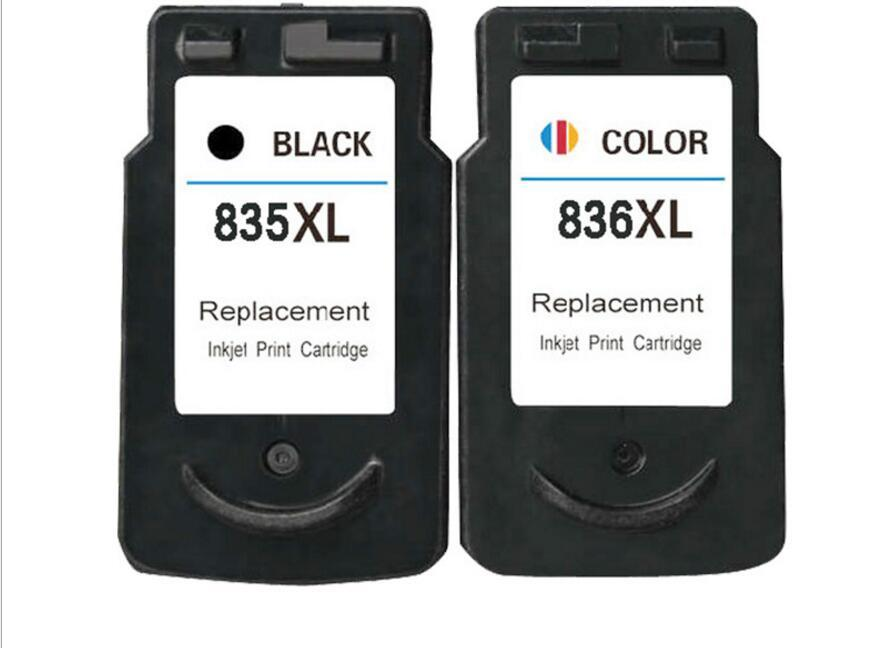 PG-835XL / CL-836XL Ink Cartridge for Canon IP1188