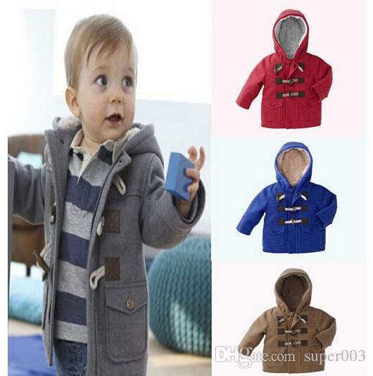 1PCS 2018 Ragazzi cappotto invernale caldo. Cappotto per bambini caldi (Alta qualità, il cappotto per bambini Vestiti per bambini, giacca per bambino, Giacca per bambini