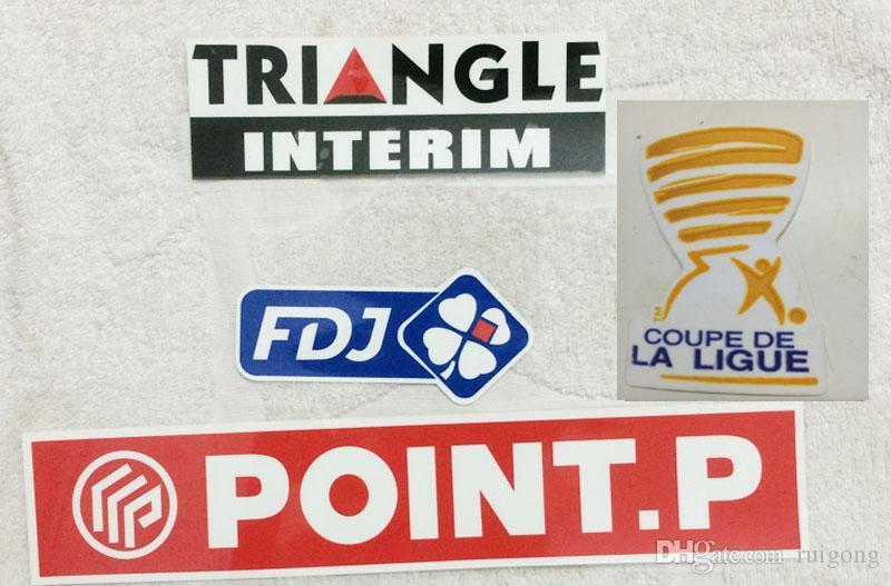 Patch Football badge LFP coupe de la ligue France