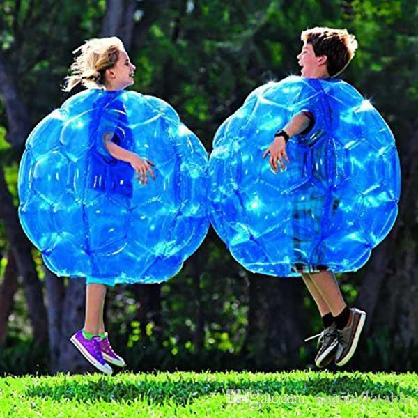 Bumper Ball Soccer 3ft Inflatable Body Bubble Balls PVC Zorb Ball 90cm for Kids Outdoor Quality Guaranteed Free Shipping