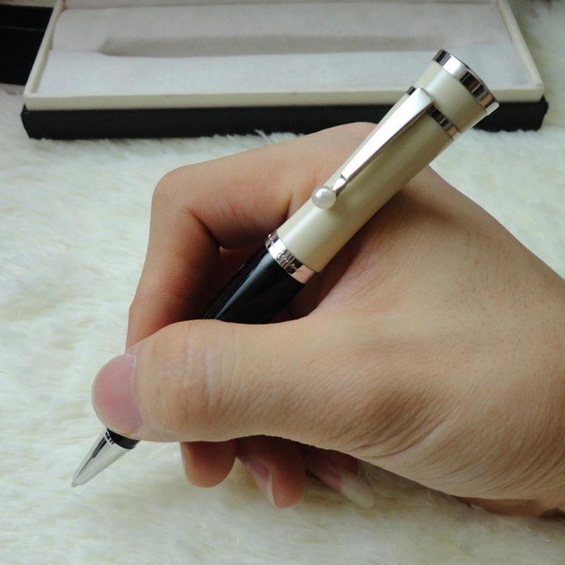 New Style MontelB Preto esferográfica Alemanha especial caneta esferográfica secretaria da escola papelaria Diamante Clipe Caneta