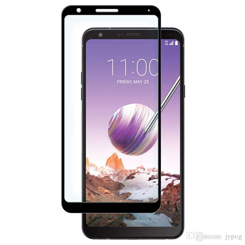 For LG Stylo 4 Film Full Screen Strengthen The Internal Structure More Anti-drop Waterproof For Your Phone Better For LG Stylo 4 Film