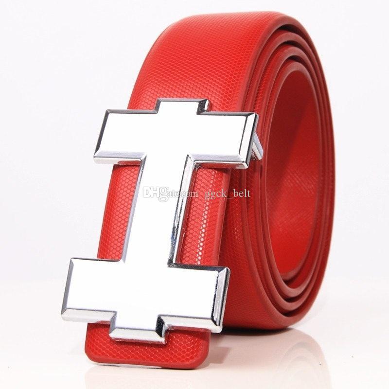 New Fashion Designer Cinture Uomo alta qualità in vera pelle Cintura fibbia Cintura uomo Cinto di lusso Bussiness Casual Cintura