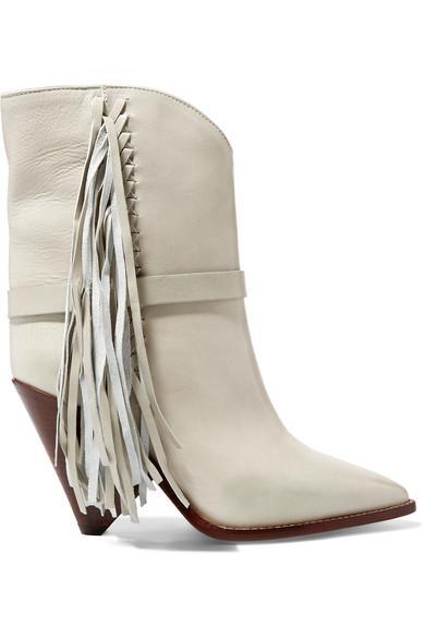 De Cowboy Femmes Femmes En Bottines Talons Femme Cuir En Blanc Hiver Paris Cuir Chaussures Franges Western Bottes Acheter Bottines Chunky Automne À n0kwO8PX