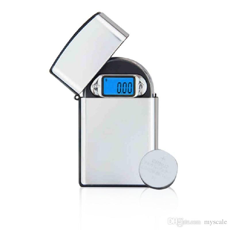 100g * 0.01g Mini Electronic Digital Scale Portable High Precision Pocket Scale Gold Jewelry Diamond Lighter Case Balance Weighing Tools