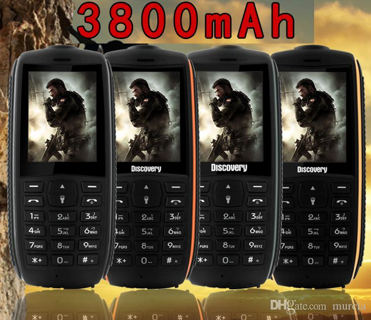 A13 2.4 inch Rugged Smartphone Waterproof Shockproof Dustproof Mobile Phone Cheapest With Big Speaker For Elder Factory Directly