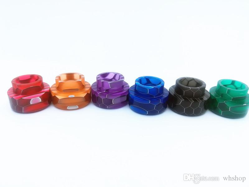 Goon Style 528 Custom Vapes 810 Fil Drip-Tip Fil Snake Skin Epoxy Accessoires E-Cigarette Remplacement Drip Tip