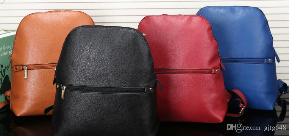 Borsa a tracolla della borsa delle spalle delle borse delle borse delle borse delle borse di stile delle borse dei nuovi uomini di disegno delle donne di modo con trasporto libero