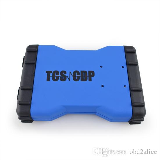 Newest Arriver tcs cdp scanner obd2 TCS CDP for Cars/Trucks and OBD2 with bluetooth New Version 2015.3