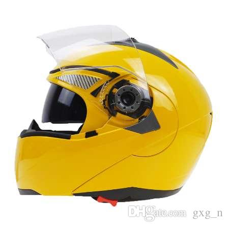 New Arrivals Best Sales Safe Flip Up Motorcycle With Inner Sun Visor Everybody Affordable Double Lens