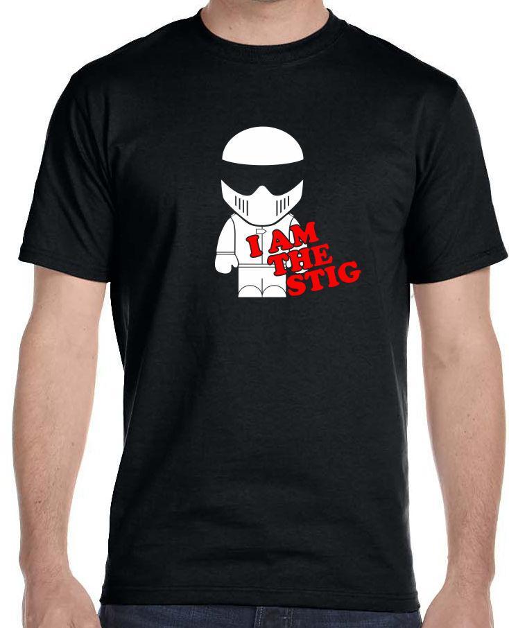 Je suis Le Stig TOP GEAR T Shirt