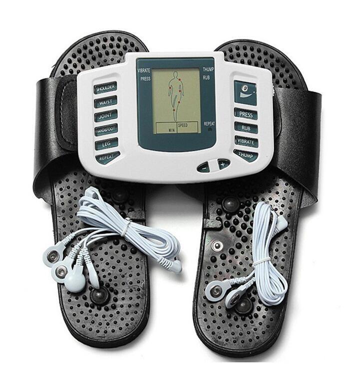 746|Elektrische Anreger/_Voller Körper Pulse Akupunktur/_Therapie Massagegerät