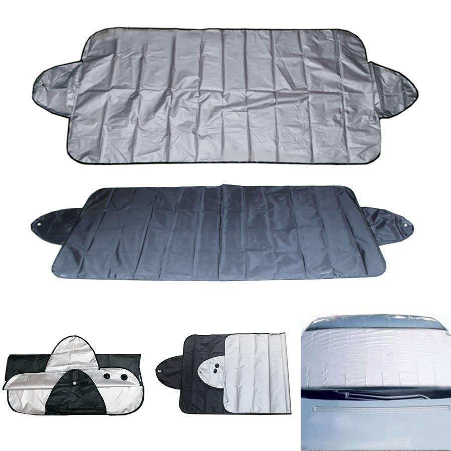 Windscreen Heat Sun Shade Anti Snow Frost Ice Shield Car Snow protection Snow Ice Covers Protector Visorr Windshield Cover Block
