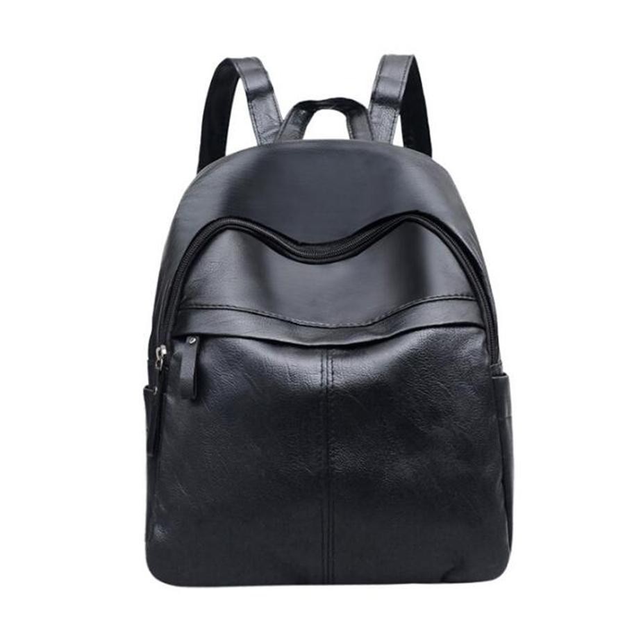 venta minorista 5a5eb 67eb2 mochilas negras para mujer