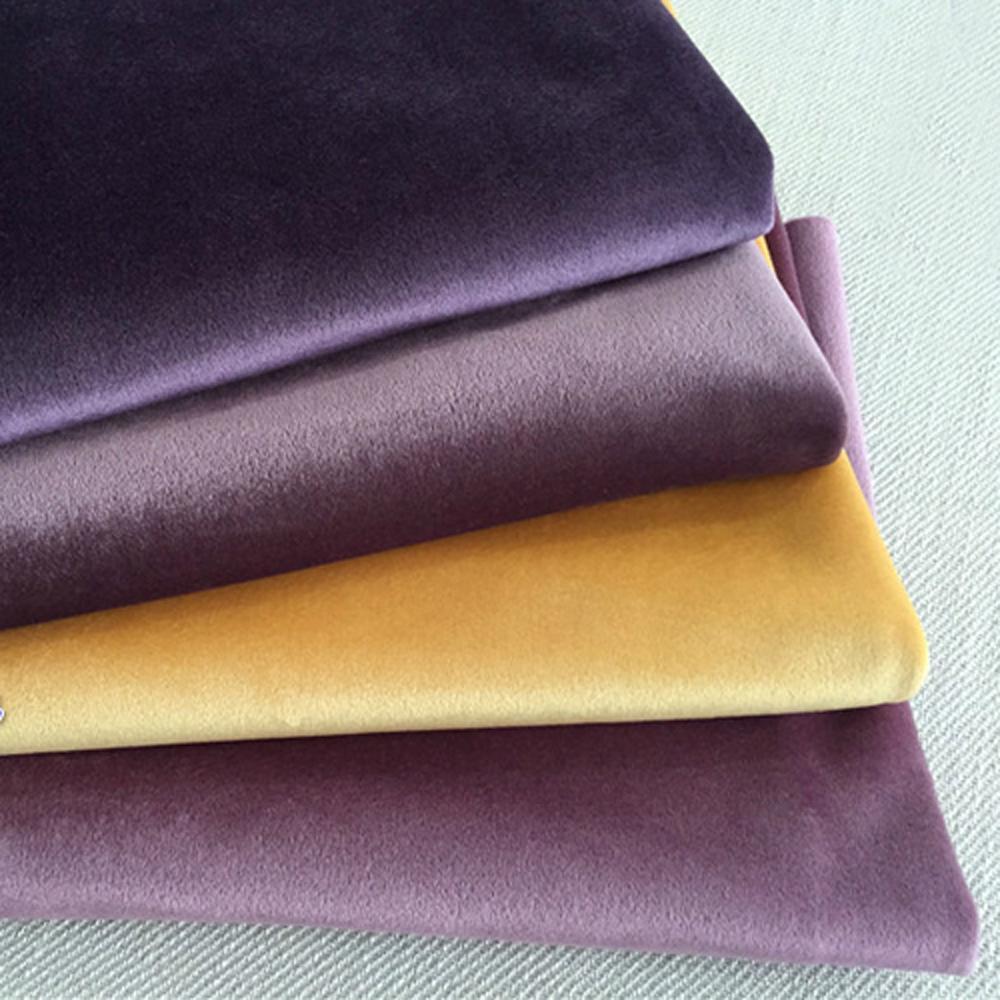 Tende In Velluto Di Seta acquista essie home 280cm tessuto in velluto di seta tessuto in velluto  pleuche tovaglia tovaglia tenda tappezzeria rosso blu marrone verde a 20,74  €