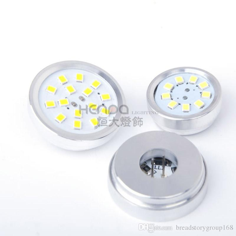 G4 2W LED Beads 12V 2835 3W LED Super Bright Beads Low Pressure 12V Pin Beads for Crystal Lamp Energy Saving Lamp