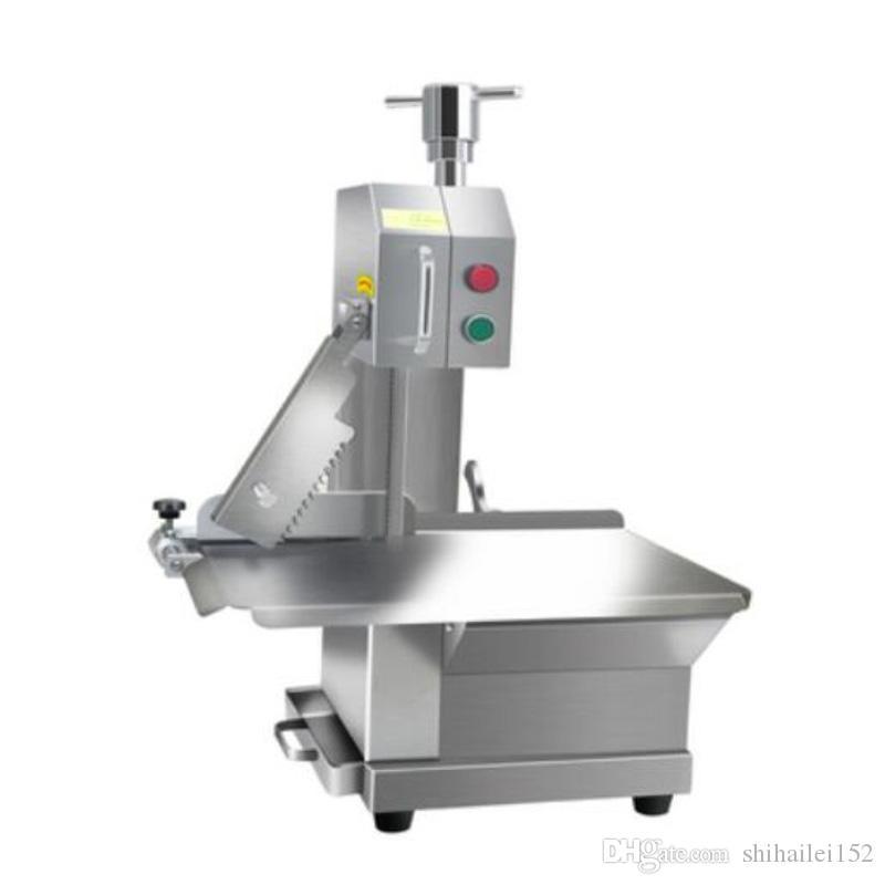 Nouveau 110V 220V / Machine à scier / Distributeur de viande congelée / Séparateur de viande Coupeur de viande Livraison gratuite Fabricant chinois