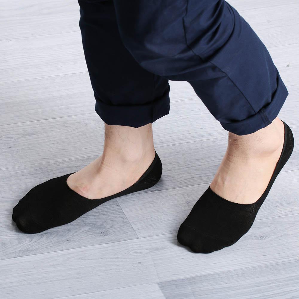 Mode Unisexe Femmes Hommes Loafer Bateau Non-Slip Invisible Pas De Show Antidérapant Liner Low Cut Doux Respirant Coton Chaussettes Vente Chaude