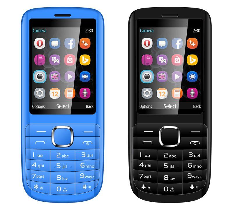 2018 C3 cell phones push-button Mobile Dual Sim Mobile Phone gsm Telefone Celular Cheap China Phone 2G GSM Big Speaker Elder Old Man Phone