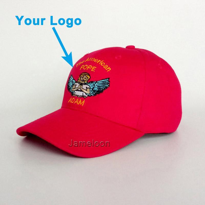 Bent vizör altı paneller en kaliteli erkek erkekler stil ayarlanabilir özelleştirme beyzbol spor kap metal toka kapanış özel şapka