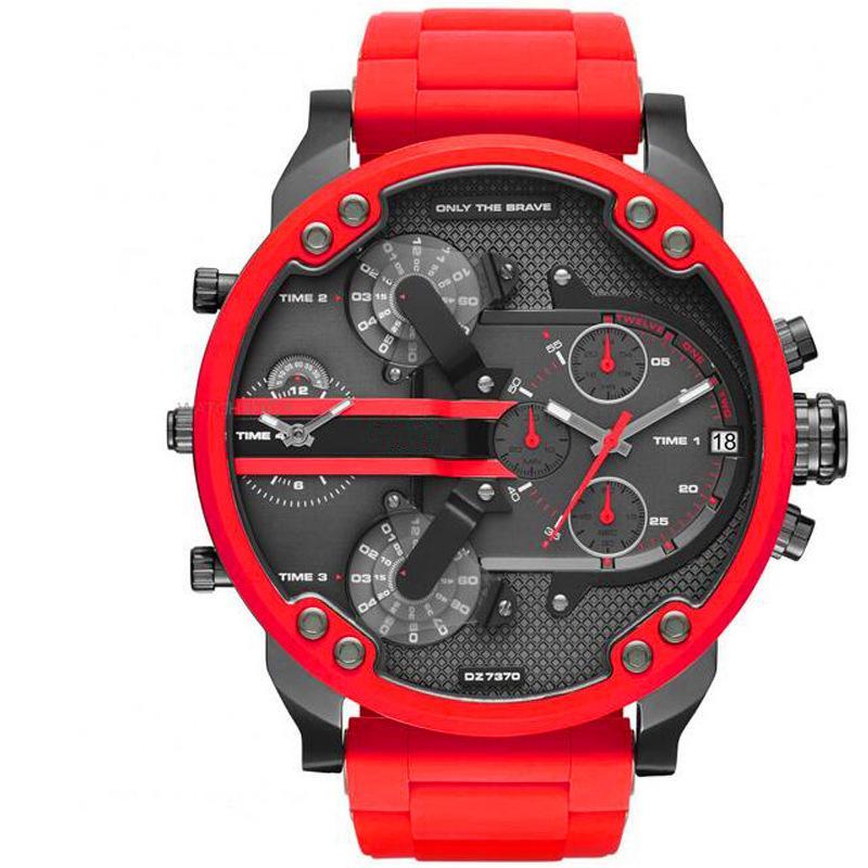 Тепловой контактный желаю EABY Женеве ДЗ красный цвет демона наручные часы товар В наличии А911