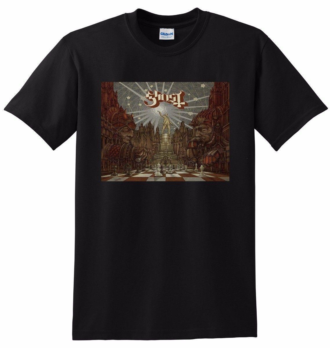 * Yeni * Hayalet Tişörtlü Popestar Vinil Toptan İndirim Kapak Tee Küçük Orta Büyük Veya XXXL Tişörtlü Yaz Kısa Elbise yazdır